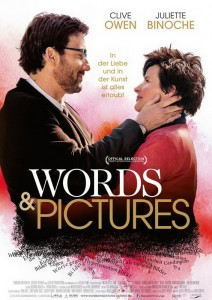 Words + Pictures Poster