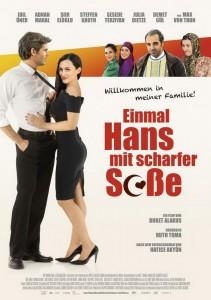 Einmal Hans mit scharfer Soße Poster 1