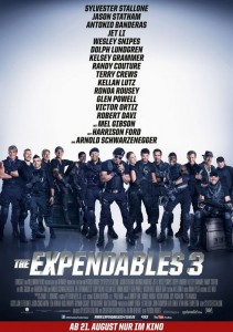 The Expendables 3 - Poster 1