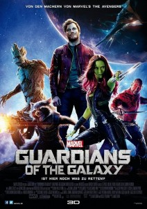 Guardians of the Galaxy - Poster 1