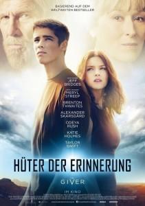 Hüter der Erinnerung - The Giver - Poster 1