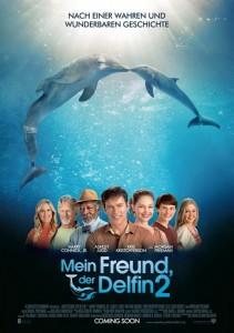Mein Freund der Delfin 2 Poster