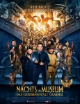 Nachts im Museum 3 Poster