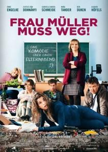 Frau Müller muss weg - Poster 1