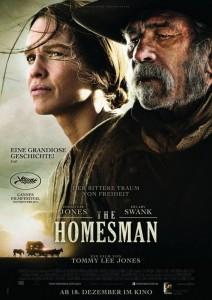 The Homesman - Poster 1