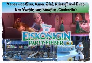 Eiskönigin Partyfieber