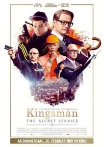 Kingsman: The Secret Service - Poster 1