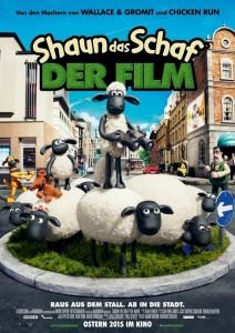 Shaun das Schaf - Der Film - Poster 1